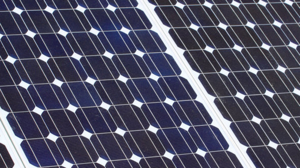What I've learnt about the solar panel over the past week