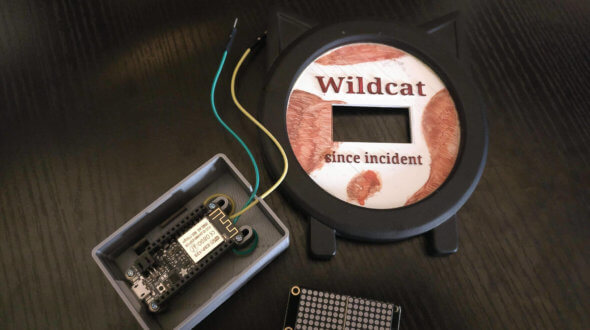 Project Wildcat… has been delayed